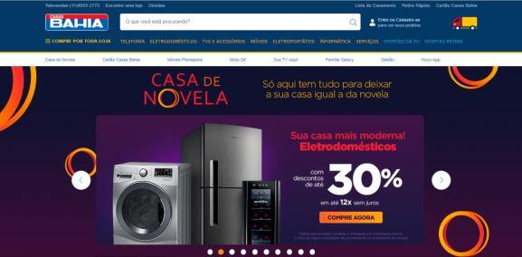 abd82aaa0 Ofertas Casas Bahia com promoções para 2019 - Pelando