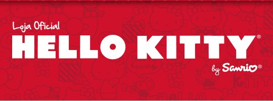 [Loja da Hello Kitty] 2 camisetas por 99,90