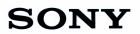 Promoções Sony