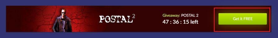 Imagem na descrição da promoção