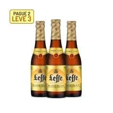 Leffe Blonde - Leve 3 Pague 2 no Empório da Cerveja