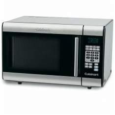 Forno de Microondas Cuisinart CMW100 por R$352 - Aço Inox, 28 Litros e 110V