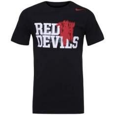 Camiseta Manchester United Core Plus Nike - Masculina