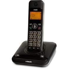 Telefone sem Fio Vtech DECT 6.0 LYRIX 550 - R$69 - Identificador de Chamadas Viva-voz e Agenda para até 20 contatos