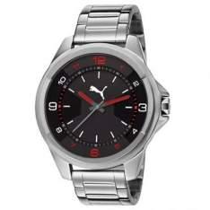[RICARDO ELETRO] Relógio Masculino Puma com pulseira de aço por R$160