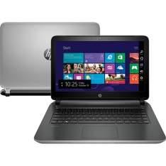 """[Submarino]Notebook HP 14-v064Br Intel Core i5 8GB 1TB + 2GB de Memória Dedicada Tela 14"""" Windows 8.1 - Prata"""