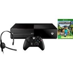 [Shoptime] Xbox One + 1 Jogo por R$1.259,91 no BOLETO!