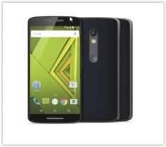 [Saraiva] Smartphone Motorola Moto X Play Colors Preto 4G 32 GB por R$ 1253