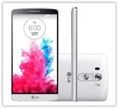 "[Sou Barato] Smartphone LG G3 Desbloqueado Android 4.4 Kit Kat Tela 5.5"" 16GB 4G por R$ 1099"