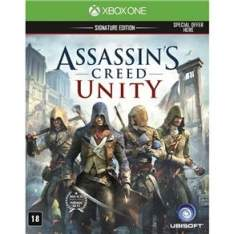 [Casas Bahia] Jogo Assassin's Creed Unity Signature Edition - Xbox One por R$ 60