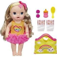 [Casa&Video] Baby Alive Dançarina B3099 Hasbro por R$ 130
