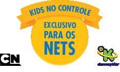 [Net Combo] Ganhe um Controle Remoto para Decodificador NET voltado para as crianças- Grátis