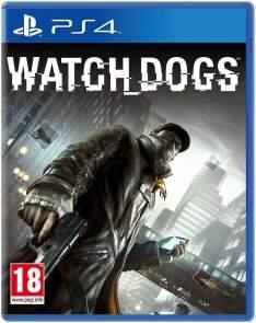 [Submarino] Watch Dogs - PS4 por R$55