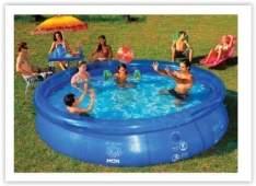 [Ricardo Eletro] Piscina Splash Fun 6.700L - Mor por R$ 320