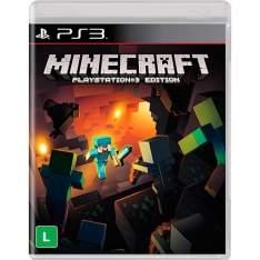 [Americanas] Minecraft - PS3 - R$ 62