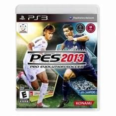[Americanas] Pro Evolution Soccer 2013 PS3 - R$19