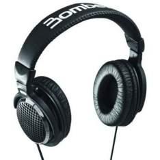 [Ricardo Eletro] Fone de Ouvido Bomber com Hastes Reguláveis e Flexíveis - HB01 por R$ 45