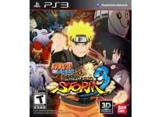 [Saraiva] Naruto Shippuden Ultimate Ninja Storm 3: Full Burst - PS3- R$ 130