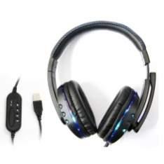 [Submarino ]Headset com Microfone Knup KP-359 por R$59
