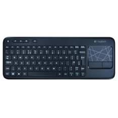 [Walmart] Teclado Wireless com touchpad - R$124 - Logitech