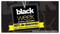 [Quem Disse Berenice] Black Week na QDB, diversos itens com 50% a partir de R$ 5