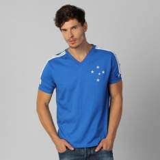 [Netshoes] Camisa Cruzeiro Retro 1987 - R$60