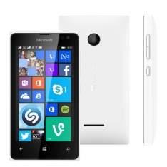 [Ponto Frio] Smartphone Microsoft Lumia 435 Dual DTV Branco por R$ 130