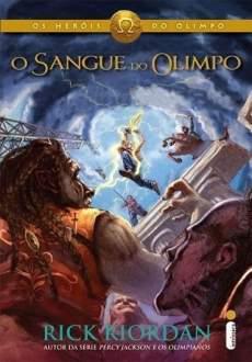 [Saraiva] Livro Sangue do Olimpo por apenas R$16.90