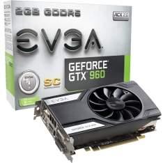 [Kabum] Placa de Vídeo VGA EVGA GeForce GTX960 2GB - R$893