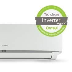 """[Friopeças] Ar Condicionado Split """"Inverter"""" Consul 12000 BTUs Frio 220v por R$1.561,12"""