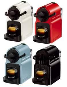 [Colombo] Nespresso Inissia C40 + R$ 100 em Cápsulas por R$249