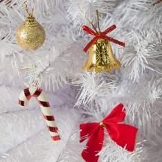 [Americanas] Conjunto de Enfeites de Árvore 20 Peças - Orb Christmas  R$ 18