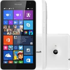 [ÉFacil] Smartphone Lumia 535 Dual Chip Branco - 298