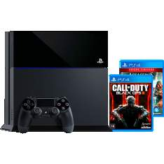 [Americanas] PS4 500GB+2 Jogos + Controle Dualshock 4 Nacional R$1800