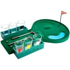 [Americanas] Jogo Mini Golf com Copos de Drink