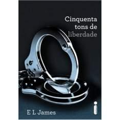 [PONTO FRIO]Livro - Cinquenta Tons de Liberdade - Volume 3 - E L James R$ 9,90