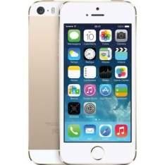 [Walmart] iPhone 5s Apple 16GB Ouro ME434BR/A - R$ 1.999,00 ou 10x de 199,90 sem juros