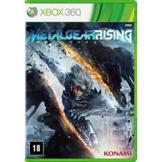 [Americanas.com] Jogo Metal Gear Rising - xBox 360