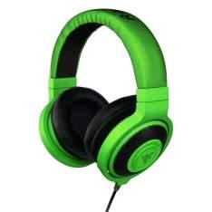 [ponto frio]Fone de Ouvido para Jogos Razer Kraken Verde/Preto-R$262,00