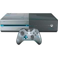 [submarino]Console XBOX ONE 1TB + Game Halo 5: Guardians + Headset com Fio + Controle Wireless + Cabo HDMI-R$2138,32 boleto