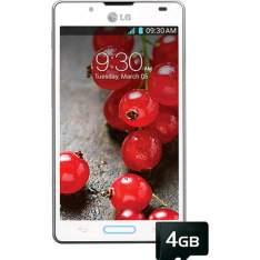 "[SUBMARINO] Smartphone LG OpTimus L7 II Desbloqueado Android 4.1 Tela 4.3"" 4GB 3G Wi-Fi Câmera 8MP - Branco R$ 496"