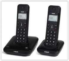 [Submarino] Telefone sem Fio Dect 6.0 com Identificador de Chamadas   LYRIX 500 - MRD2 - Vtech por R$ 105