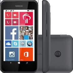 "[SouBarato] Smartphone Nokia Lumia 530 4"" 4GB - R$239"