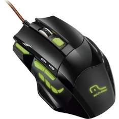 [AMERICANAS]Mouse Gamer Óptico Multilaser 2400 DPI - R$50