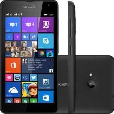 [Shoptime] Smartphone Microsoft Lumia 535 R$ 414