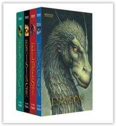 [Casas Bahia]  Livro - Box Eragon - Christopher Paolini por R$ 63