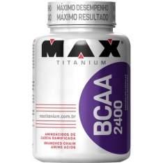 [NETSHOES]  BCAAs 200 caps da Max Titanium por - R$59