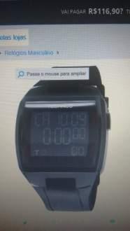 [Submarino] Relógio Masculino Technos MW5491/8P Social - R$117