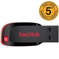 [Extra] Pen Drive SanDisk Cruzer Blade 16GB + frete Grátis por R$ 21