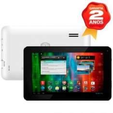 """[Ricardo Eletro] Tablet Prestigio Multipad 3870C, Tela 7"""", Processador Dual Core 1.5 GHz por R$ 160"""
